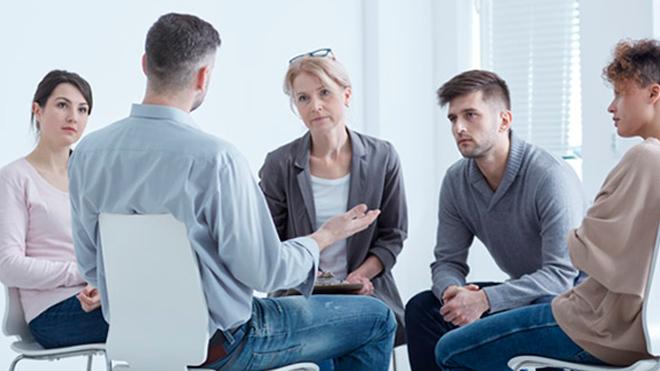 Tratamiento mediante Terapias de Grupo en Barcelona